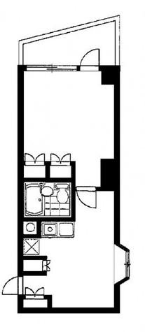 HF八丁堀レジデンスⅡ / 11階 部屋画像1
