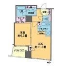 カスタリアタワー品川シーサイド / 305 部屋画像1