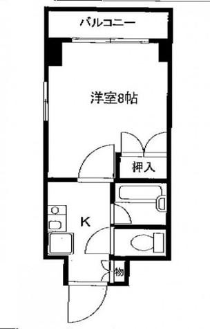 フォレシティ秋葉原 / 710 部屋画像1