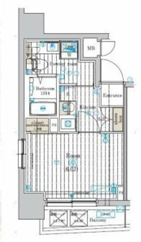 レグラス横浜メディオ / 605 部屋画像1