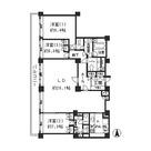 リバーポイントタワー / 3706 部屋画像1
