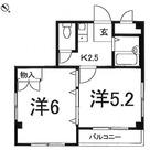 MALT.S TAKANAWA / 402 部屋画像1