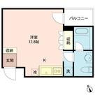 アリス・マナーガーデン銀座ウォーク / 8階 部屋画像1