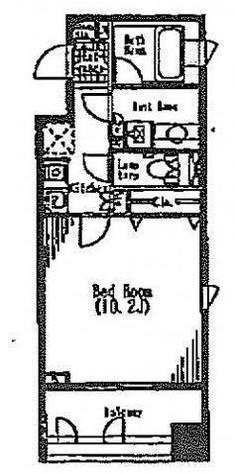 パークハビオ京橋 / 11階 部屋画像1