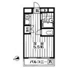 代々木グリーンハイム / 306 部屋画像1