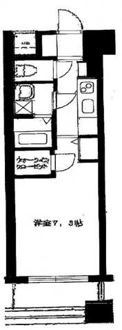 アヴァンティーク銀座2丁目 / 404 部屋画像1