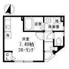 マ・メゾン・クレフ / 102 部屋画像1