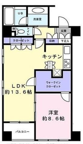 ニューシティアパートメンツ銀座イーストⅠ / 11階 部屋画像1