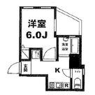 月村マンションNo.25 / 4階 部屋画像1