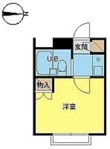 スカイピアさがみ野2C / 1階 部屋画像1