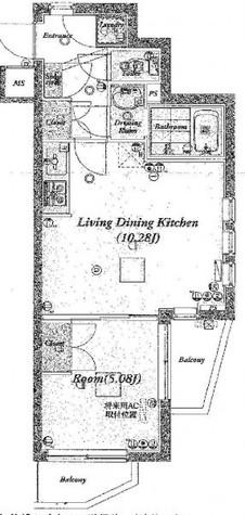 ビバリーホームズ戸越公園Ⅱ / 4階 部屋画像1