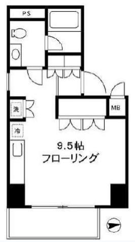 East Akihabara(イースト秋葉原) / 13階 部屋画像1