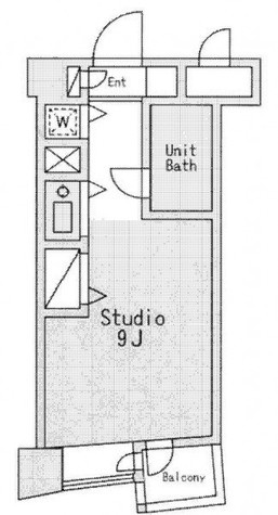 プライムアーバン大井町Ⅱ / 6階 部屋画像1