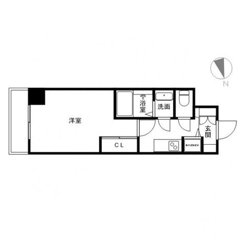 メゾン・ド・ヴィレ高輪 / 702 部屋画像1