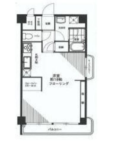 秀和田町レジデンス / 5f 部屋画像1