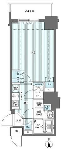 フェニックス西参道タワー / 8階 部屋画像1
