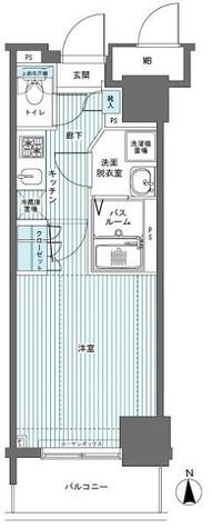 フェニックス西参道タワー / 706 部屋画像1