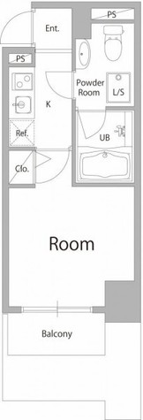 アムス大手町 / 10階 部屋画像1
