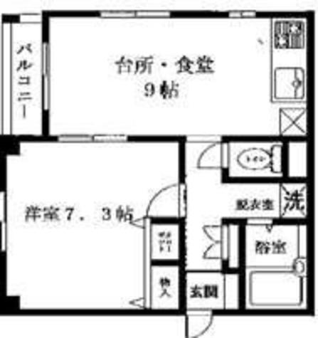 エリアグリーン / 2階 部屋画像1