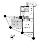 中銀第3目黒マンション / 102 部屋画像1