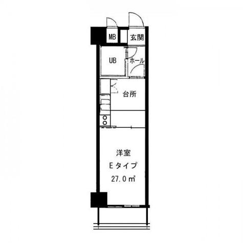 ホワイトガーデン東田 / 4階 部屋画像1