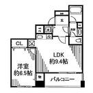 レジディア新川 / 5階 部屋画像1