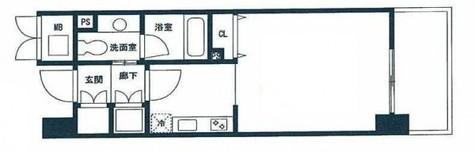 クリプトメリア目黒 / 2階 部屋画像1