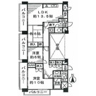 藤和ハイタウン上野 / 11階 部屋画像1