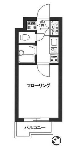 ルーブル恵比寿サウスガーデン / 4階 部屋画像1