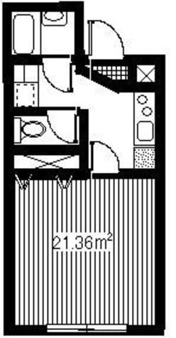 日吉Y2 / 101 部屋画像1