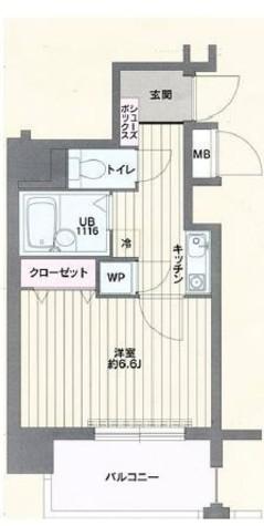 ロアール御茶ノ水妻恋坂 / 7階 部屋画像1