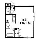 ZESTY目黒(ゼスティ目黒) / 401 部屋画像1