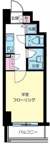パークウェル川崎弐番館 / 1階 部屋画像1