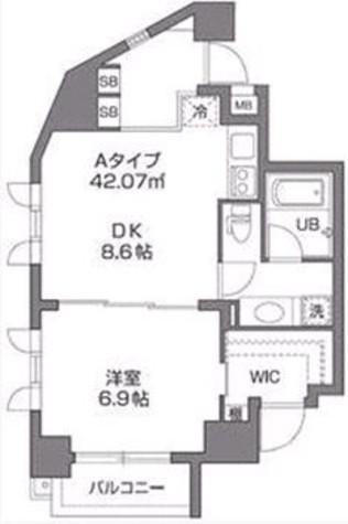FLEG学芸大学(フレッグ学芸大学) / 4階 部屋画像1