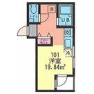 本牧L2ビル / 101 部屋画像1