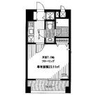 COMODO水天宮レジデンス(秀和水天宮レジデンス) / 505 部屋画像1