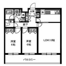 瀬田フラット / 312 部屋画像1