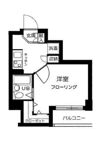 スパシエルクス目黒 / 7階 部屋画像1