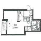 HF八丁堀レジデンスⅢ(旧シングルレジデンス八丁堀Ⅲ) / 9階 部屋画像1