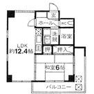 サザンコート早稲田 / 405 部屋画像1