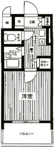 菱和パレス護国寺 / 6階 部屋画像1