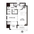 レジディア大森Ⅱ / 1106 部屋画像1