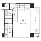 リバー&タワー / 13階 部屋画像1