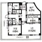 カステーオ目黒原町 / 3階 部屋画像1