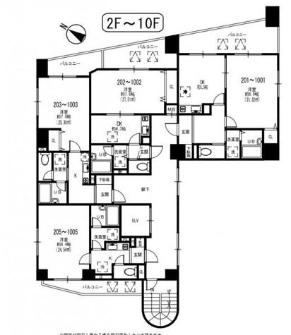 POWERHOUSE/BH(パワーハウス/BH) / 6階 部屋画像1