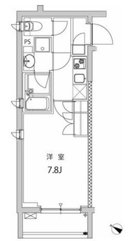 アレ・ベルト下丸子 / 1階 部屋画像1