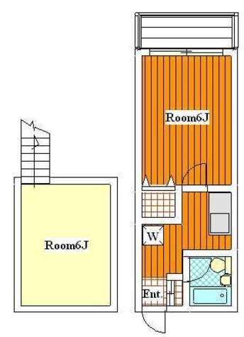 東が丘QSハイム / 102 部屋画像1