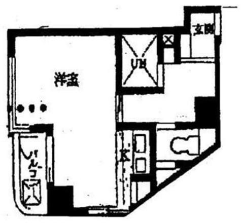 プレール本駒込 / 9階 部屋画像1