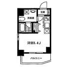 グラビスコート目黒 / 2階 部屋画像1