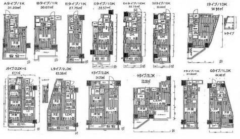ヒューリックレジデンス駒込 / 507 部屋画像1